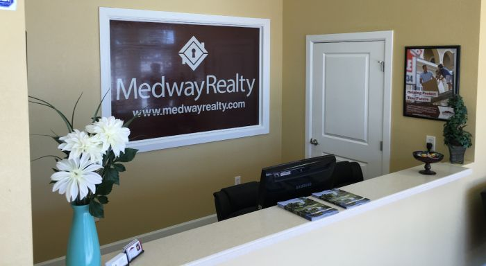 Medway Office 100% Commission