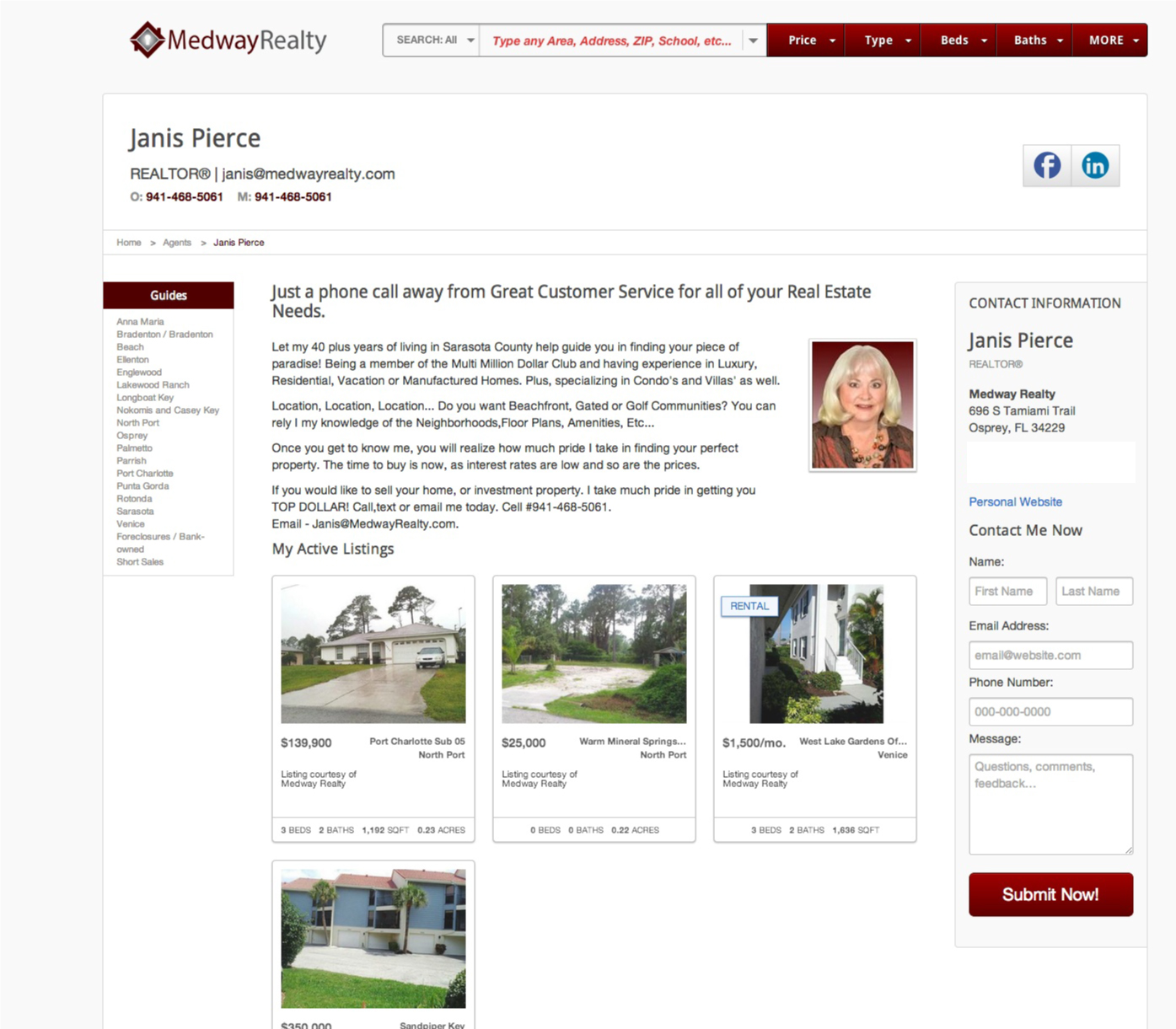 Medway Realty Latest Technology